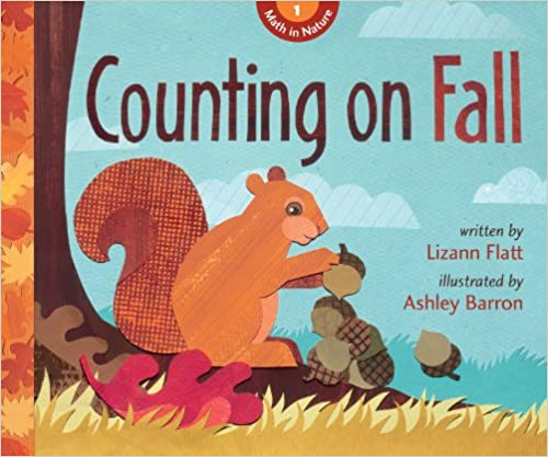 Book Counting on Fall (Math in Nature)