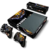 E-WOR® Xbox One Console Designer Protective Vinyl Skin Decal Cover for Xbox One & Remote Wireless Controller Stickers TN-XboxOne-0069(Batman) by E-WOR