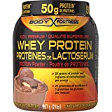 Body Fortress Whey Protein Powder Peanut Butter
