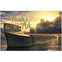 Noah's Ark Inspirational Christian Poster-C56