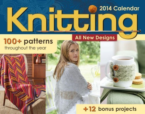 (Knitting 2014 Day-to-Day Calendar by Susan Ripley (2013-07-16) )