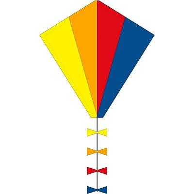 """HQ Kites Eddy Spectrum 20"""" Diamond Kite: Toys & Games"""