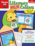Envelope Centers, The Mailbox Books Staff, 1562347055