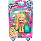 Shopkins World Vacation (Europe) Shoppies Doll - Spaghetti Sue