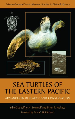 Sea Turtles of the Eastern Pacific: Advances in Research and Conservation (Arizona-Sonora Desert Museum Studies in Natural History)