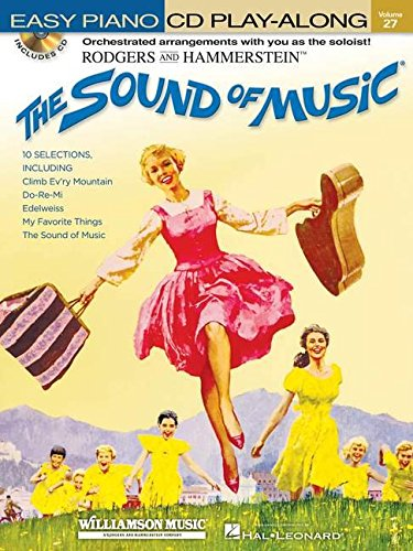 Richard Rodgers Collection (The Sound of Music: Easy Piano Play-Along Volume 27 (Easy Piano Cd Play-along))