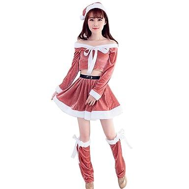 Mottoparty Weihnachtsfeier.Xmiral Damen Weihnachtsfeier Cosplay Langarm Mit Kapuze Tänzerin