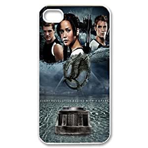 Best Quality [SteveBrady PHONE CASE] The Hunger Games For Iphone 4 4SCASE-18