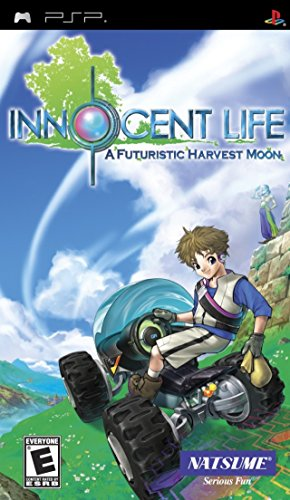 Innocent Life: A Future Harvest Moon - Sony PSP by Natsume