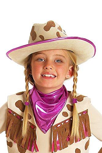 Princess Paradise Kids Rhinestone Cowgirl Hat -