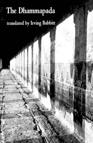 The Dhammapada: Buddhist philosophy