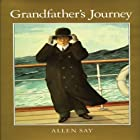 Grandfather's Journey Audiobook by Allen Say Narrated by B. D. Wong