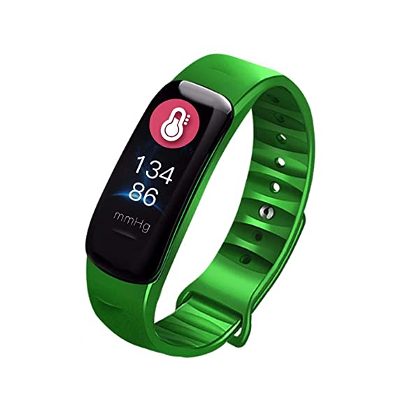 iLPM5 Smart Watch Sports Fitness Activity Heart Rate Tracker ...