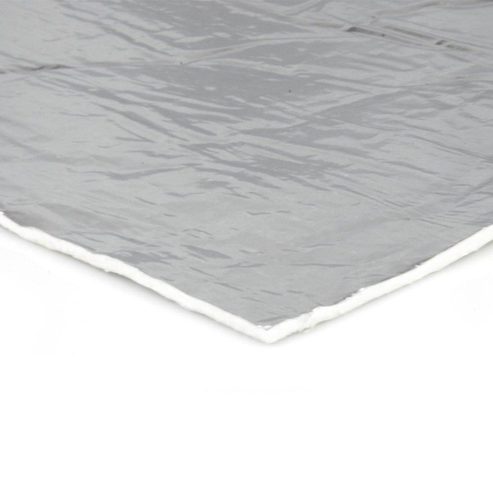 50 x 50 cm Hitzeschutz selbstklebend aus Kevlar f/ür Motorrad Modellbau Ofen Auto Haushalt Hitzed/ämmung bis 500/°C