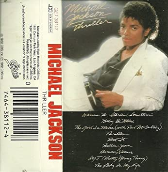 MICHAEL JACKSON Various Artists - Michael Jackson, Thriller - Amazon.com Music