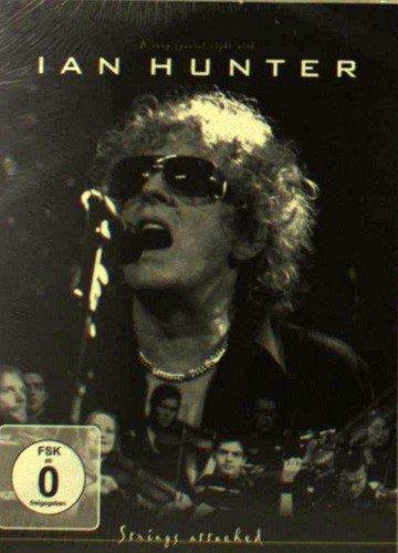 DVD : Ian Hunter - Strings Attached (DVD)
