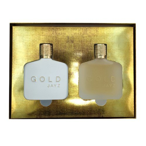Jay Z Gold For Men By Jay Z Gift Set