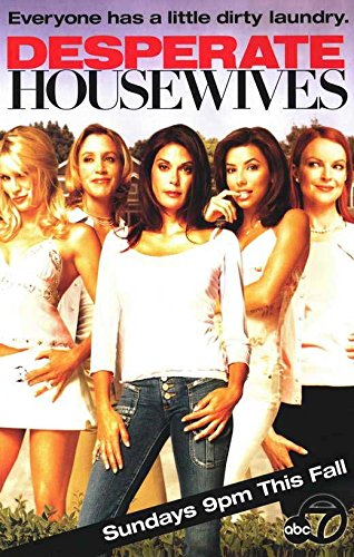 Desperate Housewives - Movie Poster