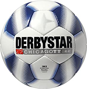 Derbystar Chicago TT, 5, weiss blau, 1242500160