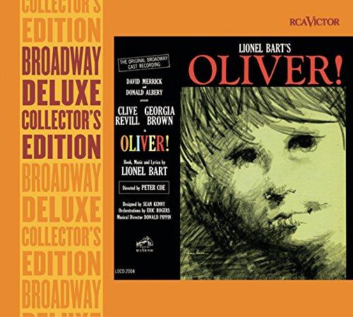 Oliver! (Original Broadway Cas...