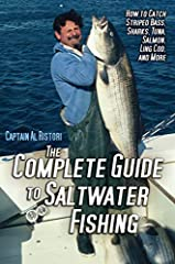 Learn about every aspect of saltwater fishing, including gear, tactics, species, behaviors, knots, and more. Al Ristori's TheComplete Guide to Saltwater Fishingaims to help both the novice and experienced anglersucceed in catching more tha...