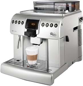 Saeco HD8930/01 - Cafetera de espresso Royal, color plateado [Importado de Alemania]