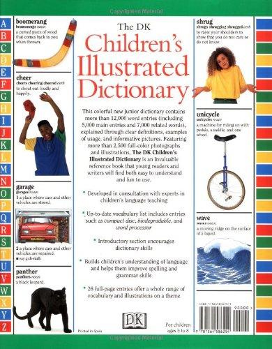 Children's Illustrated Dictionary: John McIlwain: 0790778862558 ...