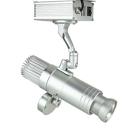 WUZHENG GOBOS Luz del Proyector con El Manual Zoom Imagen ...