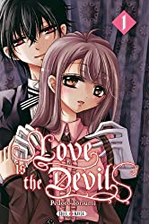 LOVE IS THE DEVIL£T01