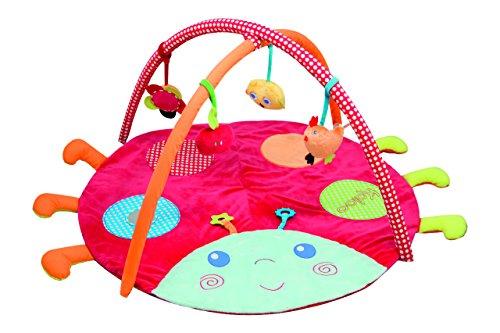 Kaloo Colors Activity Toys Ladybug Playmat by Kaloo