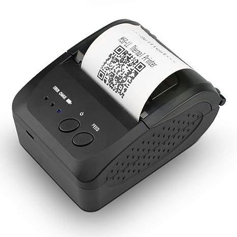 Amazon.com: NETUM - Impresora térmica inalámbrica con ...