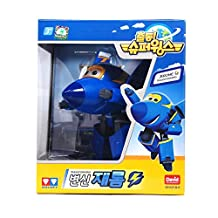 Super Wings Toys JEROME Transforming Plane Series Korean Animation Action Figure