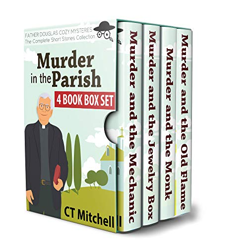 Pdf Spirituality Murder in the Parish: Father Douglas Cozy Mysteries: 4 Book Box Set (Christian Fiction Collections & Anthologies 1)