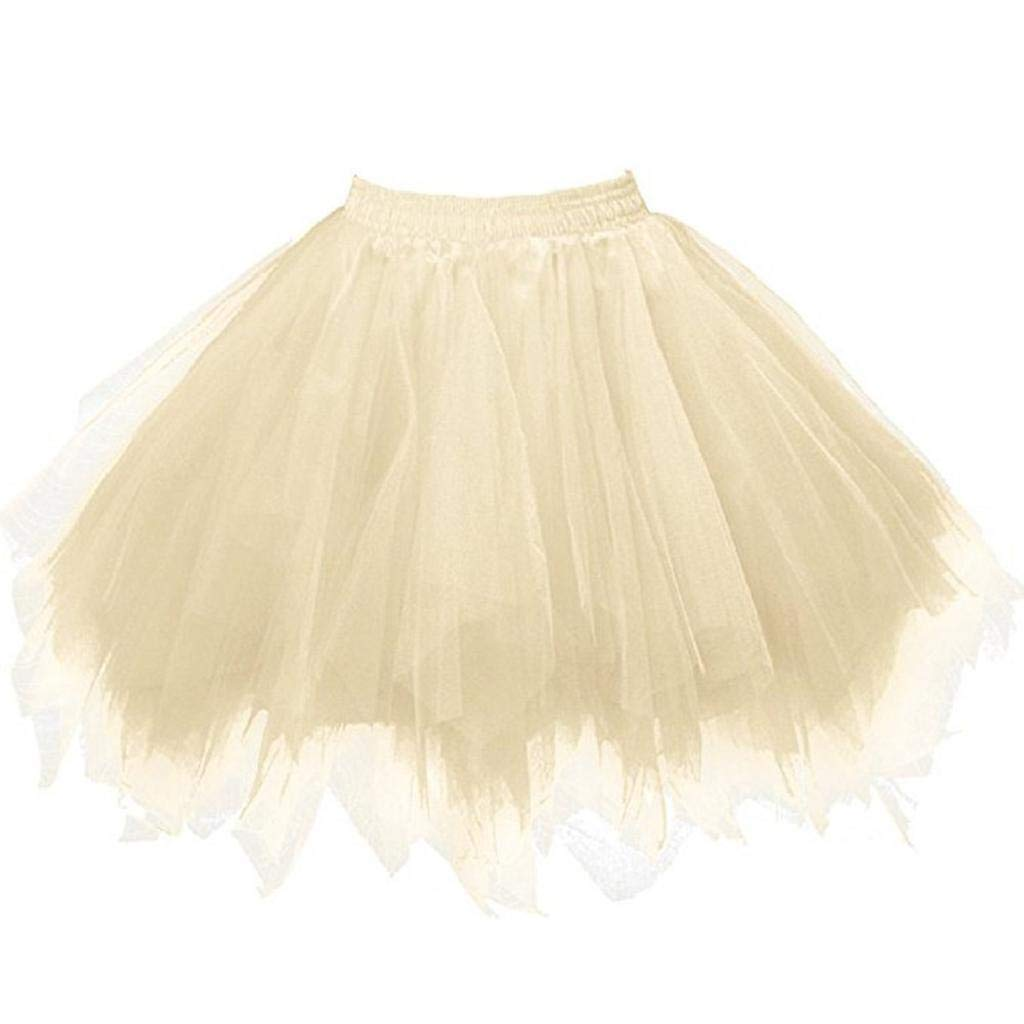 e5d0ee8c7b Falda de Tutu Mujer