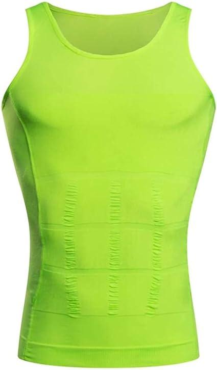 Hombre Reductora Adelgazante, Camiseta Reductora Compresión Deportivo: Amazon.es: Ropa y accesorios
