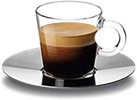 Nespresso View Espresso Small Glass Cup Plus Saucer: Amazon