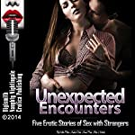 Unexpected Encounters: Five Erotic Stories of Sex with Strangers | Alice J. Woods,Kathi Peters,Amber Cross,Anna Price