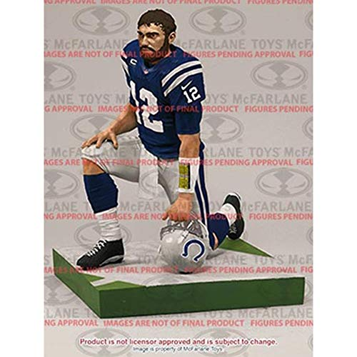 McFarlane Toys NFL Series 36 Andrew Luck Indianapolis Colts Action Figure ()
