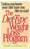 The Diet-Type Weight-Loss Program, Ronald L. Hoffman, 0671646427
