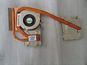 HP Fan & heat sink assembly Thermal fan - Componente para ordenador portátil (Thermal fan, HP, Metálico, EliteBook 8570w)