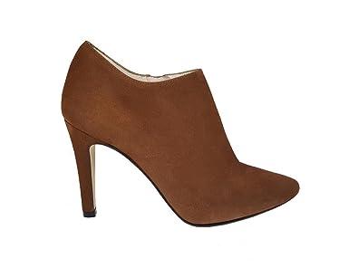 ec7affd6859e Gennia MALISO - Zapatos Botines de Mujer con Tacon de Aguja 9 cm y ...
