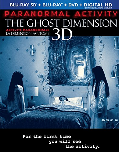 Paranormal Activity - The Ghost Dimension (Blu-ray 3D+ Blu-ray + DVD)