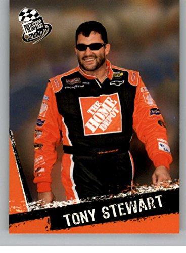2007 Press Pass Wal-Mart #TS-A Tony Stewart -