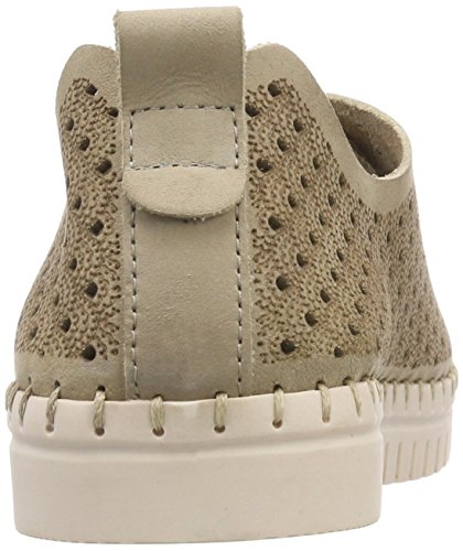 Tamaris 23618, Sneakers Basses Femme Marron (Light Taupe)