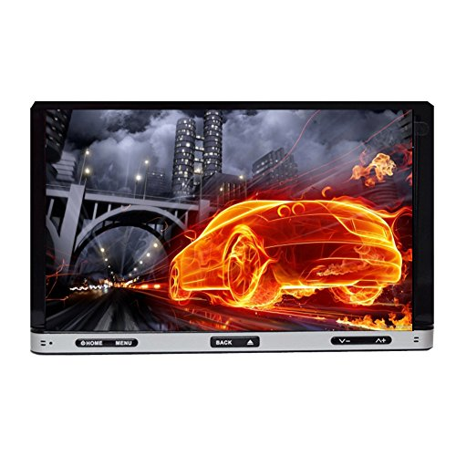 Android 4.4 Car Stereo 2 DIN 7 inch 2 DIN Car DVD Payer: Amazon.co.uk: Electronics