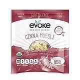 EVOKE HEALTHY FOODS, MUESLI, OG2, CINNAMON, GF - Pack of 5