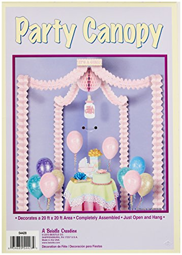 Girl Party Canopy Accessory count product image