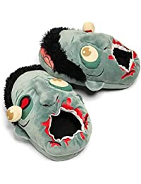 Think Geek Zombie Plush Slippers(Discontinued by manufacturer)