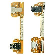 BisLinks® Audio Headphone Jack Charging Port Flex Cable for Asus Google Nexus 7 1st Gen