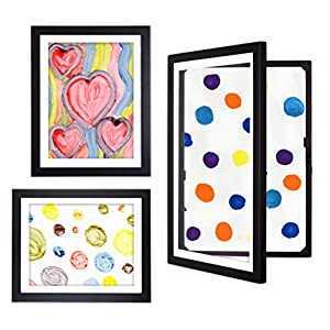 Li'l Davinci® Kid's Art Frames - 12x18, 9x12, and 8.5x11 collection